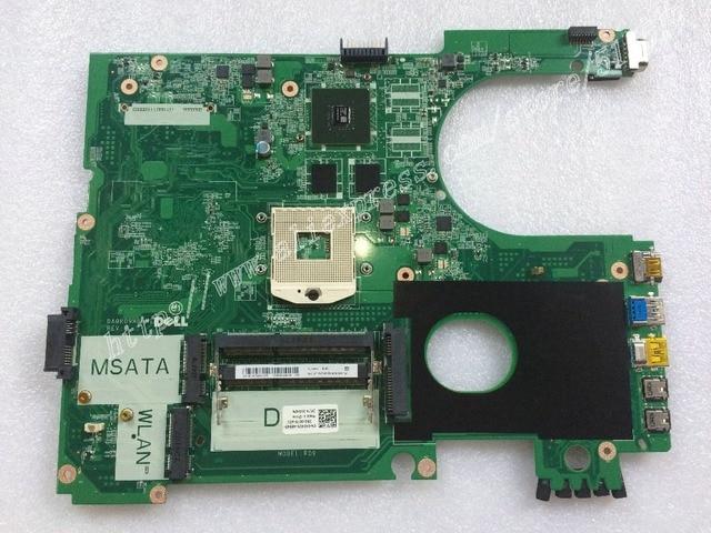 New!!! 01040N Для Dell Inspiron 17R 5720 Материнской Платы Ноутбука С GT630M GPU (Его пригодным Для DELL 7720)