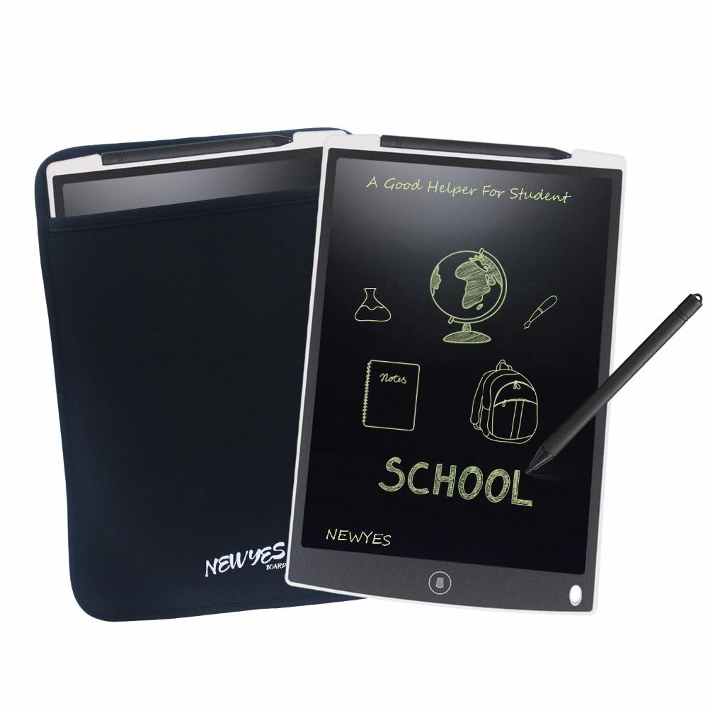 NEWYES Vânzare bună Epson LCD de 12 inchi fără hârtie Memo Pad - Audio și video portabile