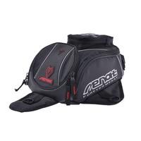 Genuine MEMAT MB019 Motorcycle Black Tank Bags Multifunction Motos Luggage Universal Motorbike Oil Fuel Tank Bags