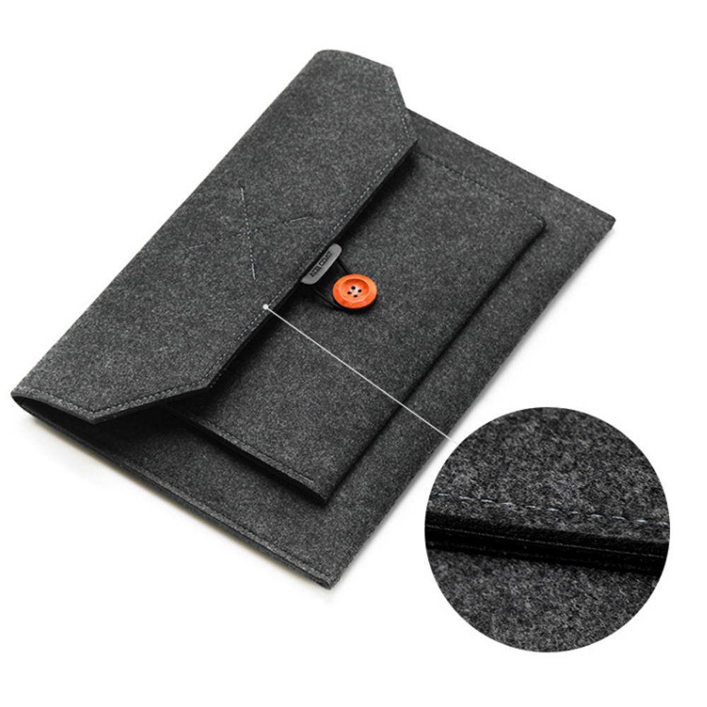 Soft Sleeve Bag For Apple Macbook Pro Air 2018 2017 11 13 Coque <font><b>Cover</b></font> For <font><b>Mac</b></font> Book <font><b>A1708</b></font> A1342 A1278 McBook 14 15 13.3 15.6 inch image