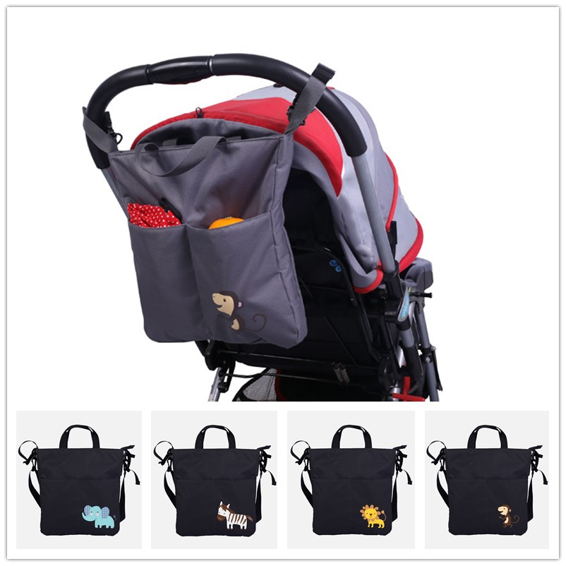 Baby Stroller Accessories Bag Universal Cup Bag Baby Stroller Organizer Baby Carriage Pram Baby