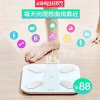 Inteligentny dom tkanki tłuszczowej wagi tłuszczu instrument pomiarowy zdrowia wagi elektroniczne wagi wagi precyzyjne podłączyć przez telefon