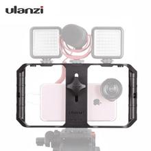 Ulanzi U Rig Pro Phone Holder Video Stabilizer Grip Tripod Mount Stand Handheld Smartphone Video Rig