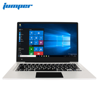 Jumper EZbook 3s Windows 10 Laptop 14 Inch 1080P FHD Notebook Intel Apollo Lake N3450 6GB