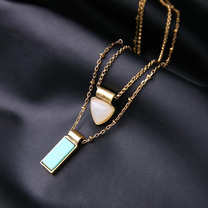 KISS ME brändi sünteetilised kaelakeed ja ripatsid Fashion Jewelry - Mood ehteid - Foto 5
