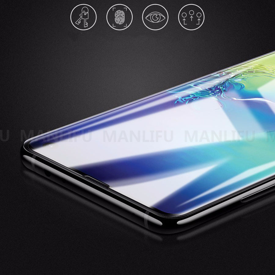 6D Soft TPU Silicone Hydrogel Clear Tempered Glass Screen Protector For Samsung Galaxy 9