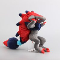 Hot Sale NEW ArrivalPoke Figurse Zoroark Plush Toy Stuffed Animals Soft Toys 12 30 CM
