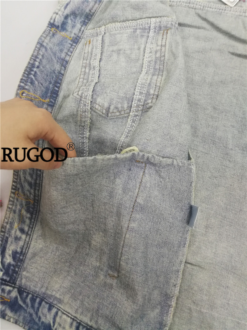 HTB1bd6ucMmH3KVjSZKzq6z2OXXah RUGOD 2019 New Autumn Funny Cartoon Print Long Denim Jacket Women Vintage Streetwear Punk Style Jean Jacket casaco feminino