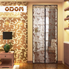 Odom New Arrival Butterfly Flocking Mesh Mosquito Magnetic Curtain Anti Fly Mosquito Net Doors Curtain