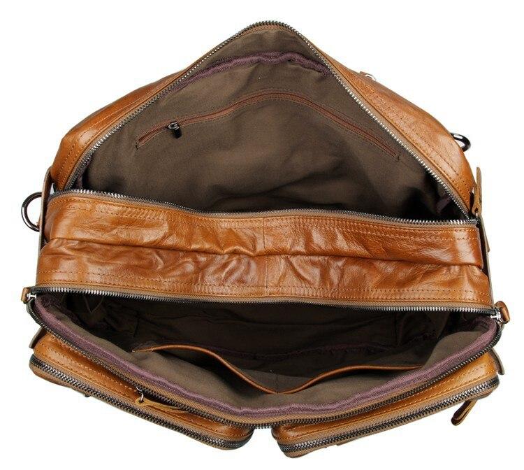 Жоғары сапалы көп функциялы Vintage 100% - Багаж және саяхат сөмкелері - фото 5