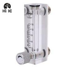 Medidor de oxígeno de argón y Gas argón AR/CO2, medidor de flujo de Gas argón, 3-15L, 3-30L, 5-25L, 10-60L, 10-100L/MIN
