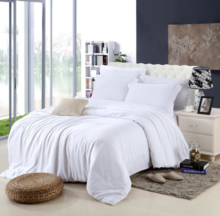 popular queen beds white-buy cheap queen beds white lots from ... - Copripiumino King Side Queen Side