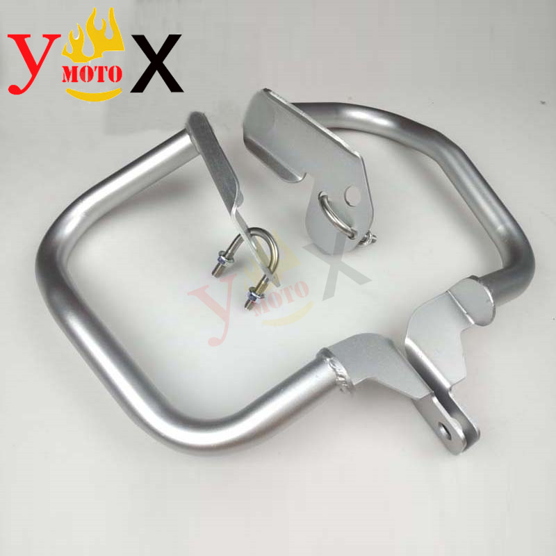 Motorcycle Left&Right Highway Engine Guard <font><b>Crash</b></font> <font><b>Bar</b></font> Protector Front Frame Bumper For <font><b>Honda</b></font> <font><b>NC700X</b></font> RC63 NC700S RC61 NC750X 12-17 image