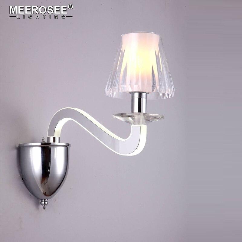 Creativo Applique Da Parete Comodino LED Lampada Da Parete In ...
