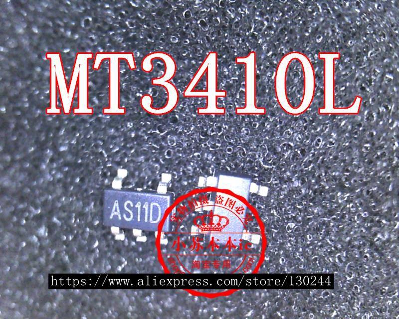 b6e1c1ec63ed41 MT3410L MT3410 AS11D SOT23-5 image