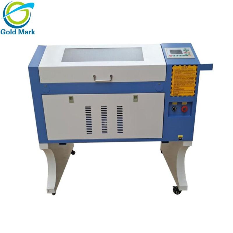 Laser Engraver 90W Reci Ruida 6442S System Laser Cutting Machine  4060 Motorized Up& Down Worktable Digital Engraver