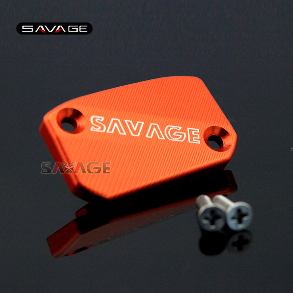 For KTM SX 125/150/250  250/350/450 SXF 2009-2016 Motorcycle Front Brake Master Cylinder Fluid Reservoir Cover Cap