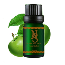 цена на Essential Oil Spa Bath Use For Body / Aromatherapy Green apple Essential Oil/ Relax Spirit Free shipping 10ml