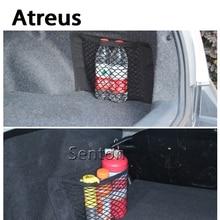 Atreus Automobiles Car Trunk luggage Net bag For Ford Focus 2 3 Fiesta Toyota Corolla Avensis Mazda 3 6 cx-5 Lada Accessories