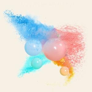 Image 3 - 200 adet/torba açık spor topu renkli yumuşak su havuzu okyanus dalgası topu bebek çocuk komik oyuncaklar çevre dostu stres hava topu