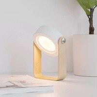 크리 에이 티브 랜 턴 밤 빛 테이블 usb 충전 램프 led 빛 작은 휴대용 랜 턴 침실 독서 빛 다기능