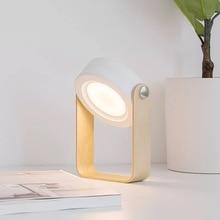 Creative Lantern Night Light Table USB charging Lamp Led Light Small Portable Lantern For Bedroom reading light Multifunction