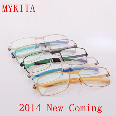 Genuine brand MYKITA optical glasses frames men super light prescription lenses eyeglasses women silver eyewear & accessories - A-Zed Luxury Eyeglasses store