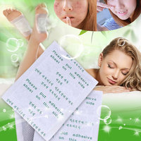 Herbal 100pcs Foot Patch Foot Pads Foot Sticker Effective Portable Detox Knees Activating Cells