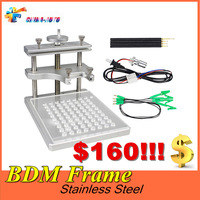Newest Stainless Steel LED BDM Frame With Full Set Adapters For Fgtech KESS KTAG BDM100 Programmer JFIND Stainless Steel