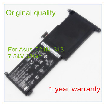 Original C21N1313 Battery For TX201 Series 7.54v 33wh free shipping