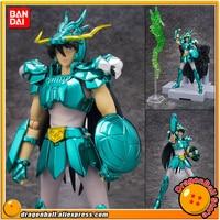 Japan Anime Saint Seiya Original BANDAI Tamashii Nations D.D.PANORAMATION / DDP Action Figure Dragon Shiyu