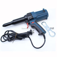 Электрические высокое качество tac500 220 В/400 Вт электричество Мощность клепальщик Gun клепки инструмент электрические заклепки пистолет Мощно