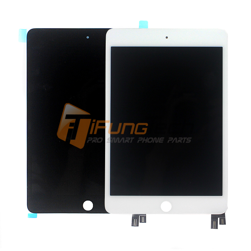 Factory Price & Guarantee Quality For iPad Mini 4 LCD Screen Display & Touch Screen Replacement Tested Free Shipping DHL Or EMS
