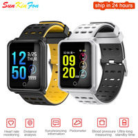 For Huawei Honor 10 V10 9 8 9i Play Super Definition Large Screen Sports Smart Watch Heart Rate Blood Pressure Monitor Smatwatch