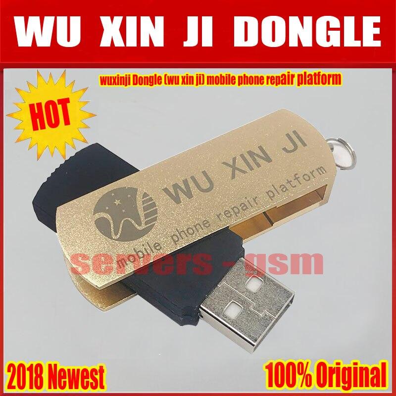 NEUE 100% Original Wu Xin ji DONGLE grundplatine schematische Reparatur für iPhone iPad samsung telefon software reparatur zeichnungen