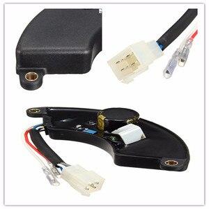 Image 5 - Автоматический регулятор напряжения для запасных частей генератора, AVR 7KW   8KW однофазный генератор популярный