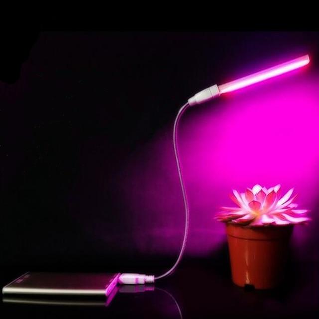 1 set usb led grow light led lamp for plant flower hydroponics