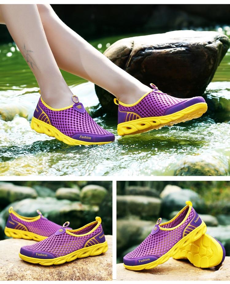 HTB1bdE7N4naK1RjSZFtq6zC2VXaq Men Casual Shoes Sneakers Fashion Light Breathable Summer Sandals Outdoor Beach Vacation Mesh Shoes Zapatos De Hombre Men Shoes