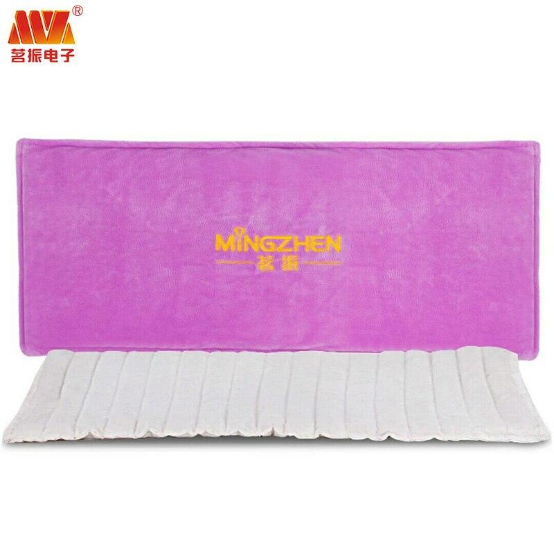 HOT Massagedor Rilievo di Riscaldamento Elettrico pack borse Riutilizzabili sale riscaldamento moxibustione Calore Sport Muscolo/Alleviare Il Mal di Schiena cervicale - 4