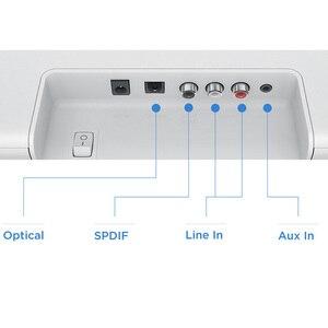 Image 3 - Xiaomi mijia bluetooth sem fio alto falante tv barra de som soundbar suporte óptico spdif aux para mi casa inteligente teatro