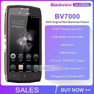 "Image 2 - Blackview BV7000 Mobile Phone MT6737T Quad Core 5.0"" FHD 2GB 16GB IP68 Waterproof Glonass NFC 4G Fingerprint Smartphone"