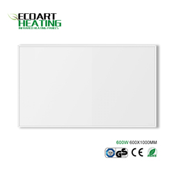 600W Infrared Heater Panel Carbon Crystal Heating Panel Home Office Yoga Studio Heating Solution 600*1000mm