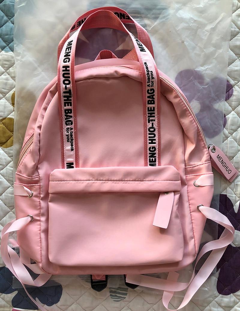pink school backpack bag (1)