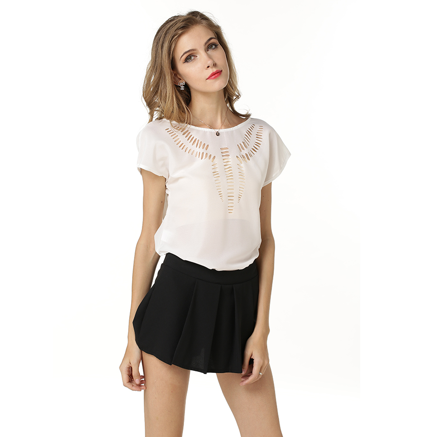Aliexpress.com : Buy Shirt Plus Size Women Tops Blouses Summer ...