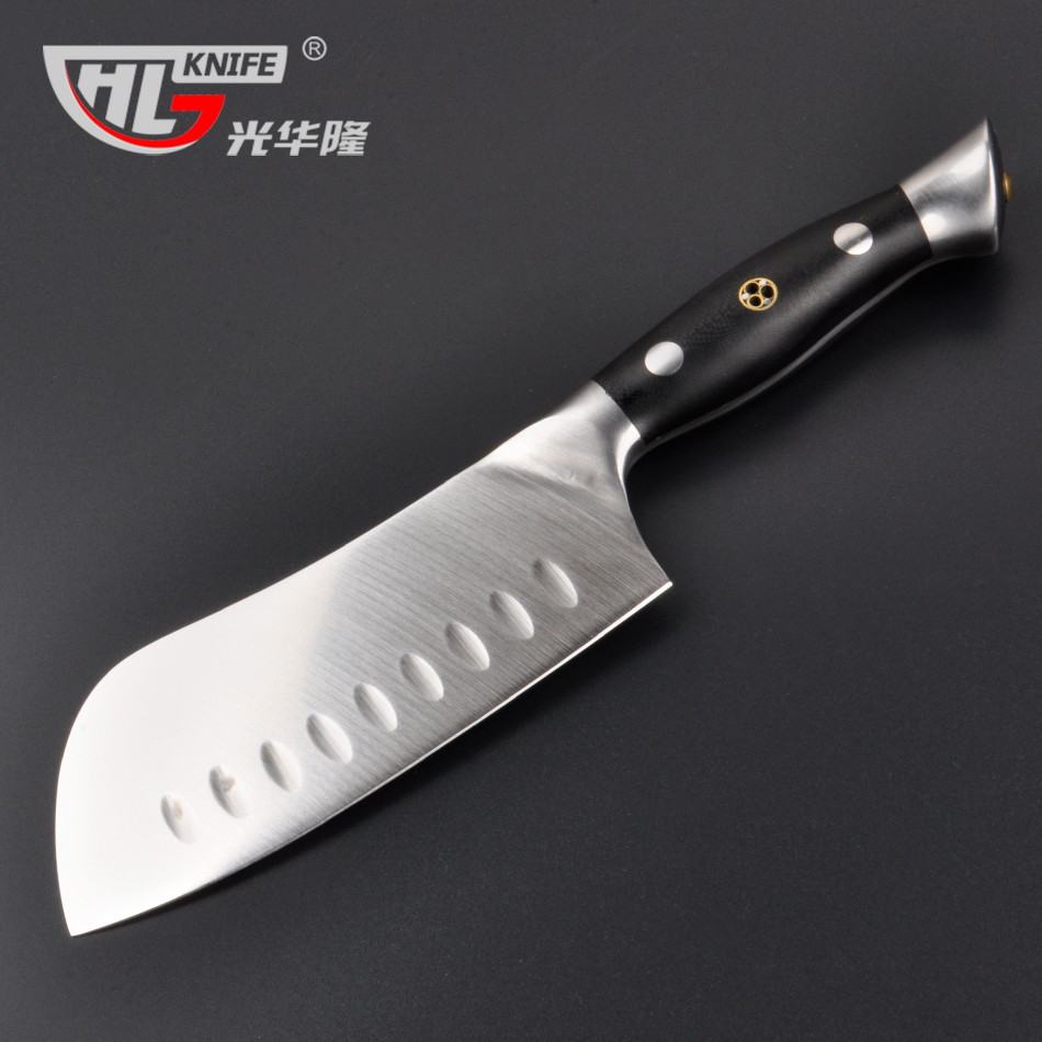 US $27.5 50% OFF|Kitchen knife Pocket knife for kitchen All Purpose Bread  Knife, vegetable & More meat cutting cuchillos de cocina-in Kitchen Knives  ...