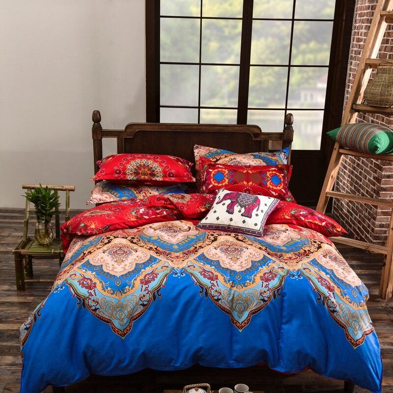 popular bohemian bedding buy cheap bohemian bedding lots from china bohemian bedding suppliers. Black Bedroom Furniture Sets. Home Design Ideas