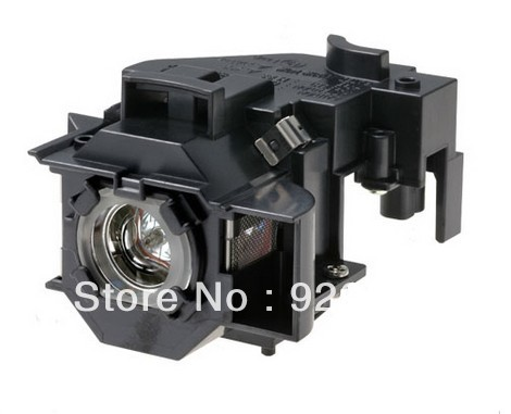 Replacement projector lamp with hosuing  ELPLP43 / V13H010L43 For Epson EMP-TWD10/EMP-W5D/MovieMate 72 Projector 3pcs/lot