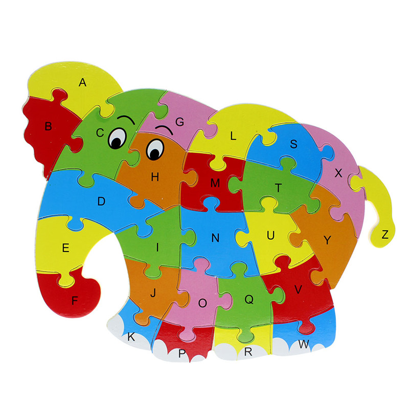 Aliexpress.com : Buy Kids Educational Alphabet Puzzle