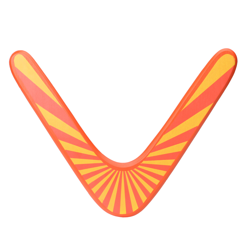 New-1PC-Throwback-V-Shaped-Boomerang-Wooden-Frisbee-Kids-Toy-Throw-Catch-Outdoor-Game-3