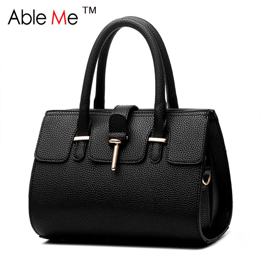 New Designer Fashion Lock Women Handbags 2017 Tide Models Cool Style  Messenger Shoulder Messenger Bag For Ladies Tote Bags 2016 new fashion style european fashion leather handbags brand design women ladies messenger bags tide for work bh1363